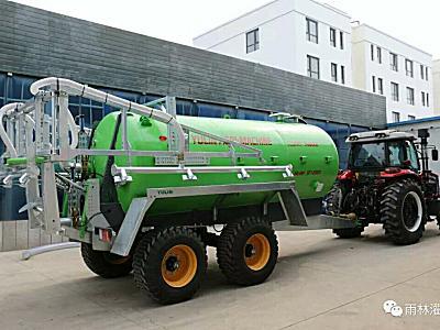 大連雨林SF12000液體撒糞機