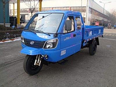 时风7YPJ-1450DK自卸三轮汽车