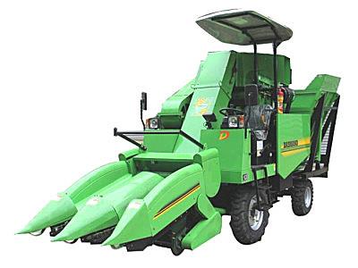 道依茨法爾4YZP-2H自走式玉米收獲機
