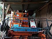 出售2010年龙舟4LZ-1.8履带式谷物联合收割机