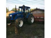 出售2016年雷沃1304拖拉机带五垄旋耕机