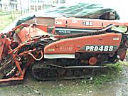 出售2008年久保田488半喂入式收割机