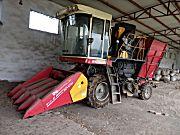 出售2015年中农博远4YZB-4玉米收割机