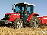 出售2015年麦赛福格森MF1204拖拉机带空调同步器换档准新车