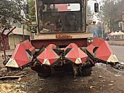 出售2013年福田雷沃CC03玉米收割机