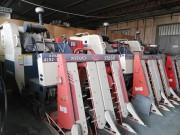 出售2011年全新锡拖XT-650半喂入收割机