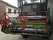 出售2011年中收新疆4LZ-2A小麦联合收割机