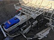 东风井关2ZS-6A(PC6-80)手扶式水稻插秧机