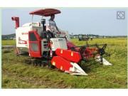 出售2016年雷沃牌RG40水稻收割机