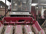勇猛4YZ-4Z玉米收割机