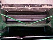 约翰迪尔W210联合收割机
