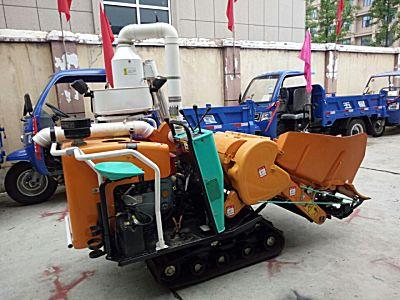 开元智富4LBZ-110水稻联合收割机