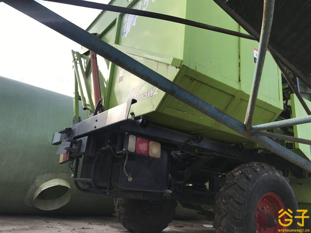 中收4YZ-4(YZ4565WZ)玉米联合收割机