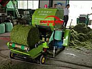 曲阜圣隆SL-200玉米秸秆青贮机