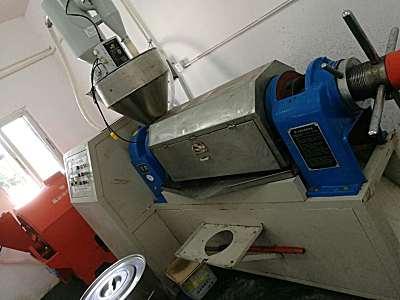 油博士中型生产线榨油机