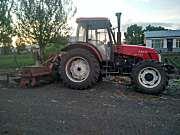 东风1354轮式拖拉机
