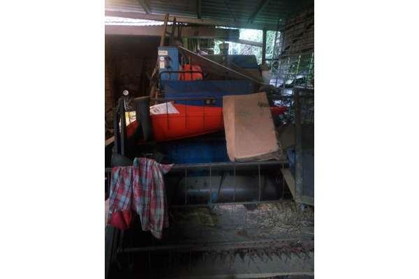 台州柳林收割机