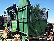 海山4YZH-4玉米收割机