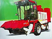 中联4YZ-3B型自走式玉米收获机