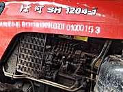 道依茨法尔SH1204-1轮式拖拉机