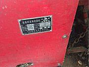 冀新4YZ-3B三行自走式玉米收割机