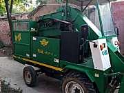 五征4YZP-2玉米收获机
