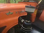 沃工FJ-752轻型履带拖拉机