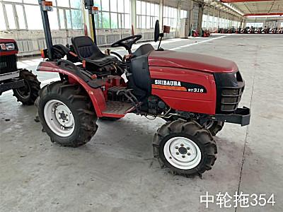 日本SHIBARA牌ST318拖拉机