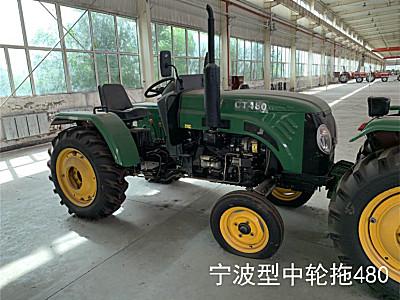 东方红CT480拖拉机