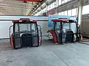 拖拉机驾驶室