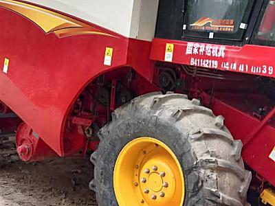 雷沃谷神80s小麦收割机