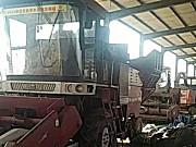 勇猛玉米收割机