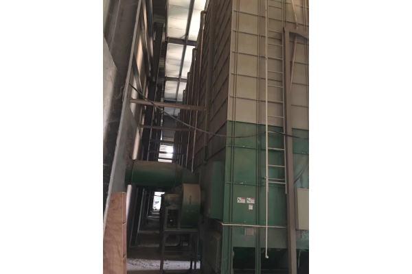 中联谷王DC150横流式谷物烘干机