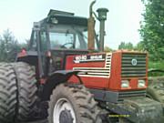 纽荷兰180-90拖拉机