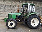 天拖铁牛854拖拉机