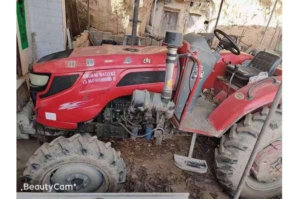 泰山554式拖拉机