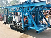 华豫200型履带式反循环钻机