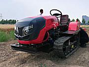 金達威GPY502多功能履帶拖拉機