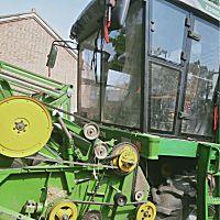 谷王Tb60小麥收割機
