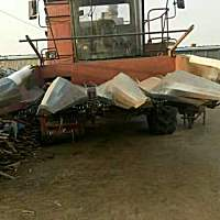 金億春雨自走式玉米聯合收割機