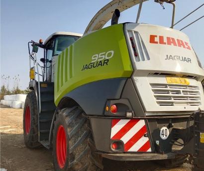 CLAAS(科乐收)JAGUAR 950自走式青贮饲料收割机