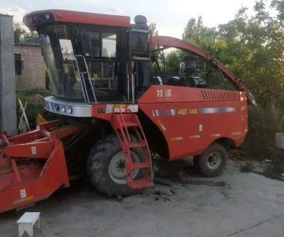 河北牧泽4QZ-14A青饲料收获机