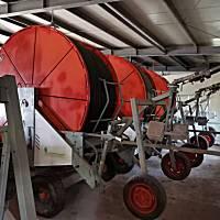 华泰保尔雨星75-400TX-Plus卷盘喷灌机