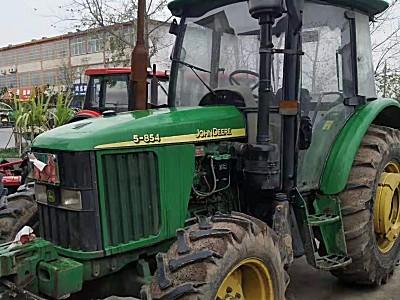 求购迪尔854拖拉机