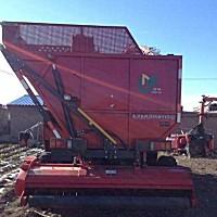 牧神8300玉米收割機