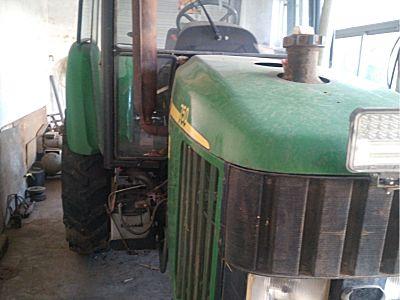 天津天拖TN7501拖拉机