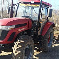 山拖泰山1204輪式拖拉機