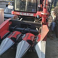 牧神4YZB-3A型自走式穗茎兼收玉米raybet08