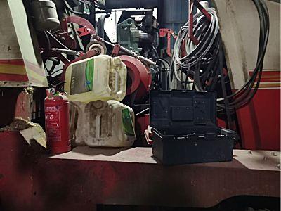 雷沃谷神GE60小麦联合收割机