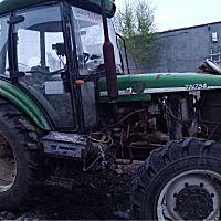 天津天拖铁牛TN754拖拉机